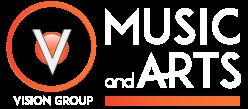 Vision Music and Arts Logo