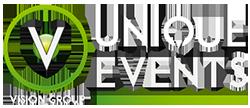Vision Unique Events Logo
